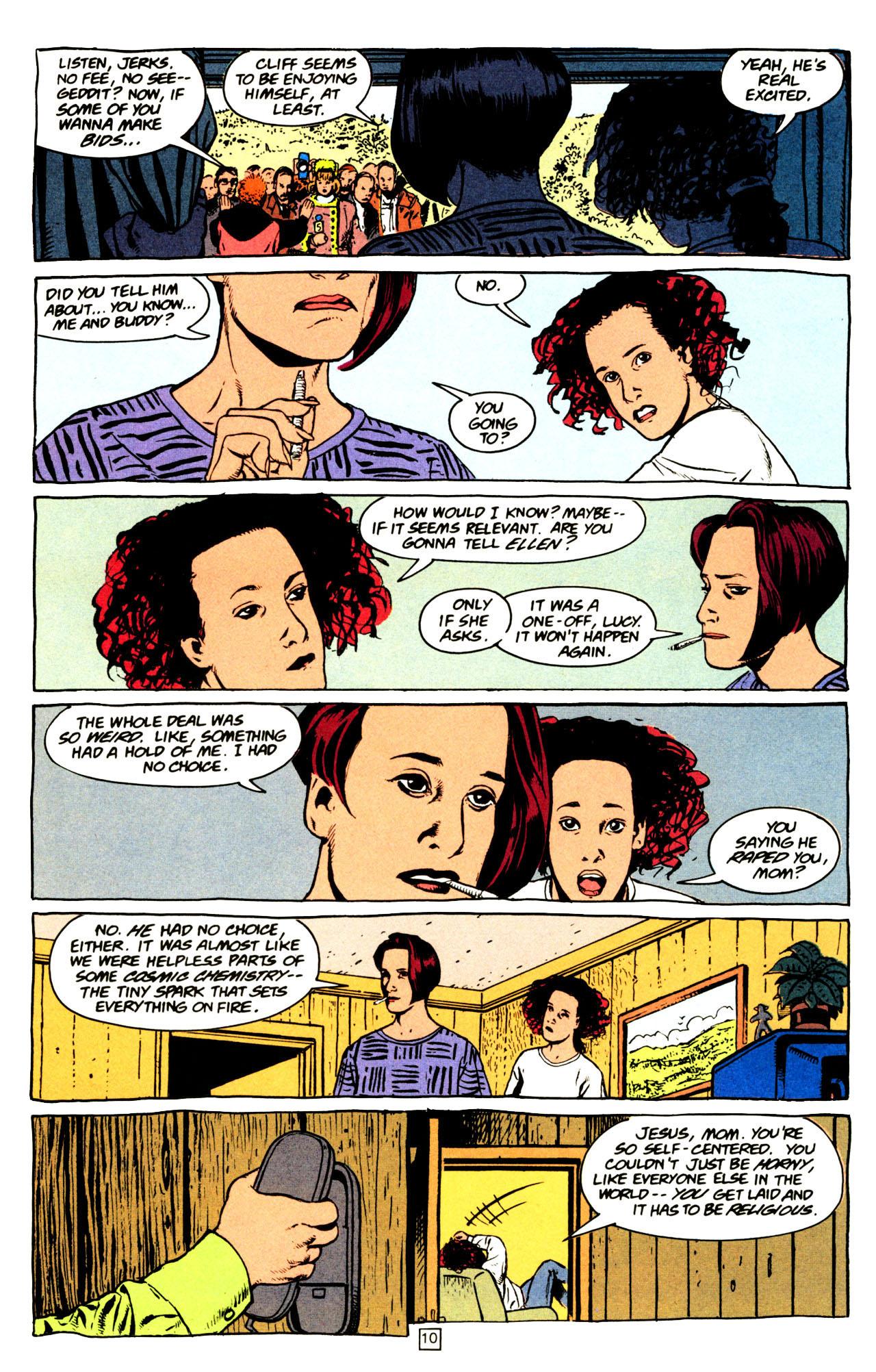 Read online Animal Man (1988) comic -  Issue #72 - 11
