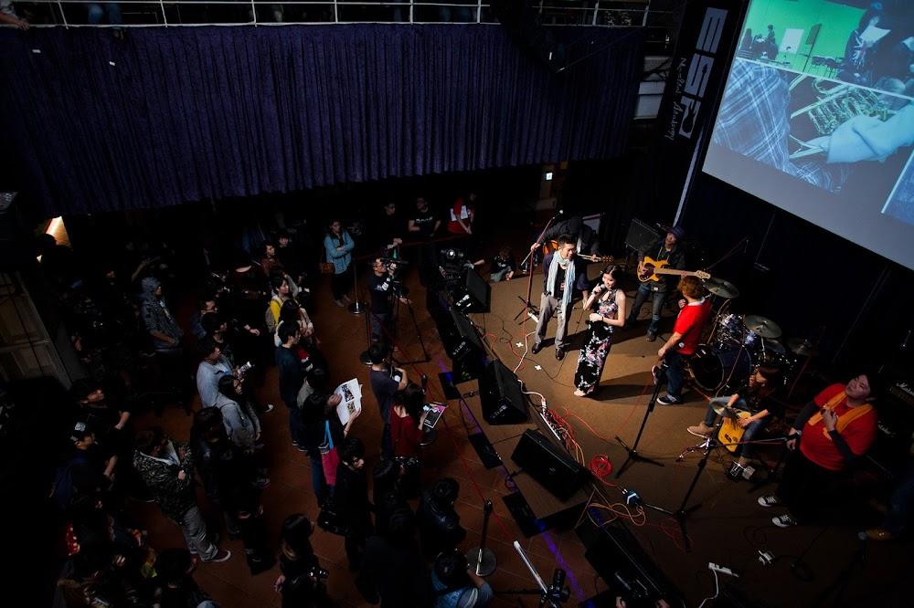 西門河岸留言推薦表演活動紀錄費用外包