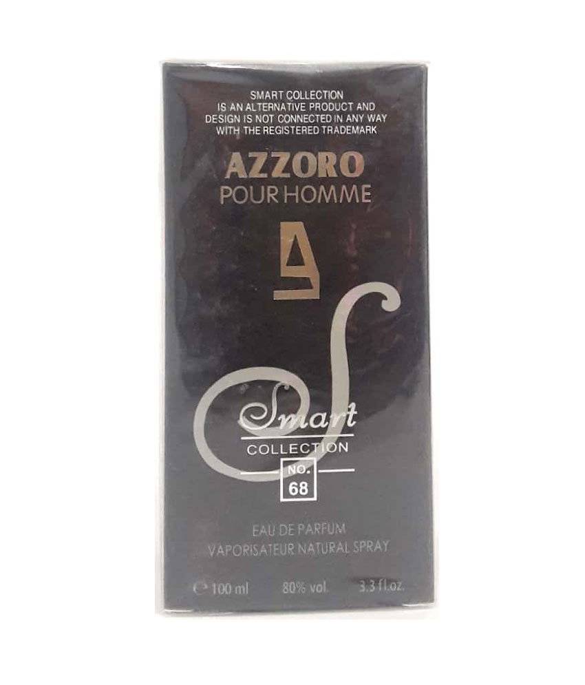 Smart Collection Azzoro Man Perfume 100 ML