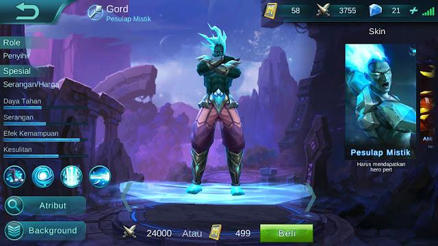 Hero Gord High Damage Build/ Set up Gear