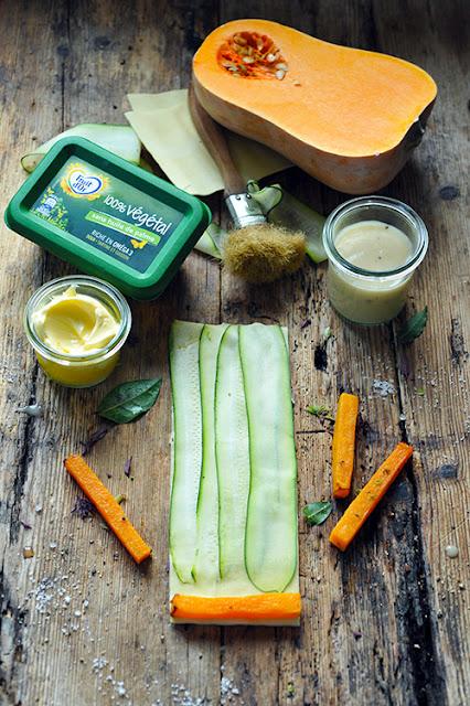 Mes cannellonis aux légumes préparation 1