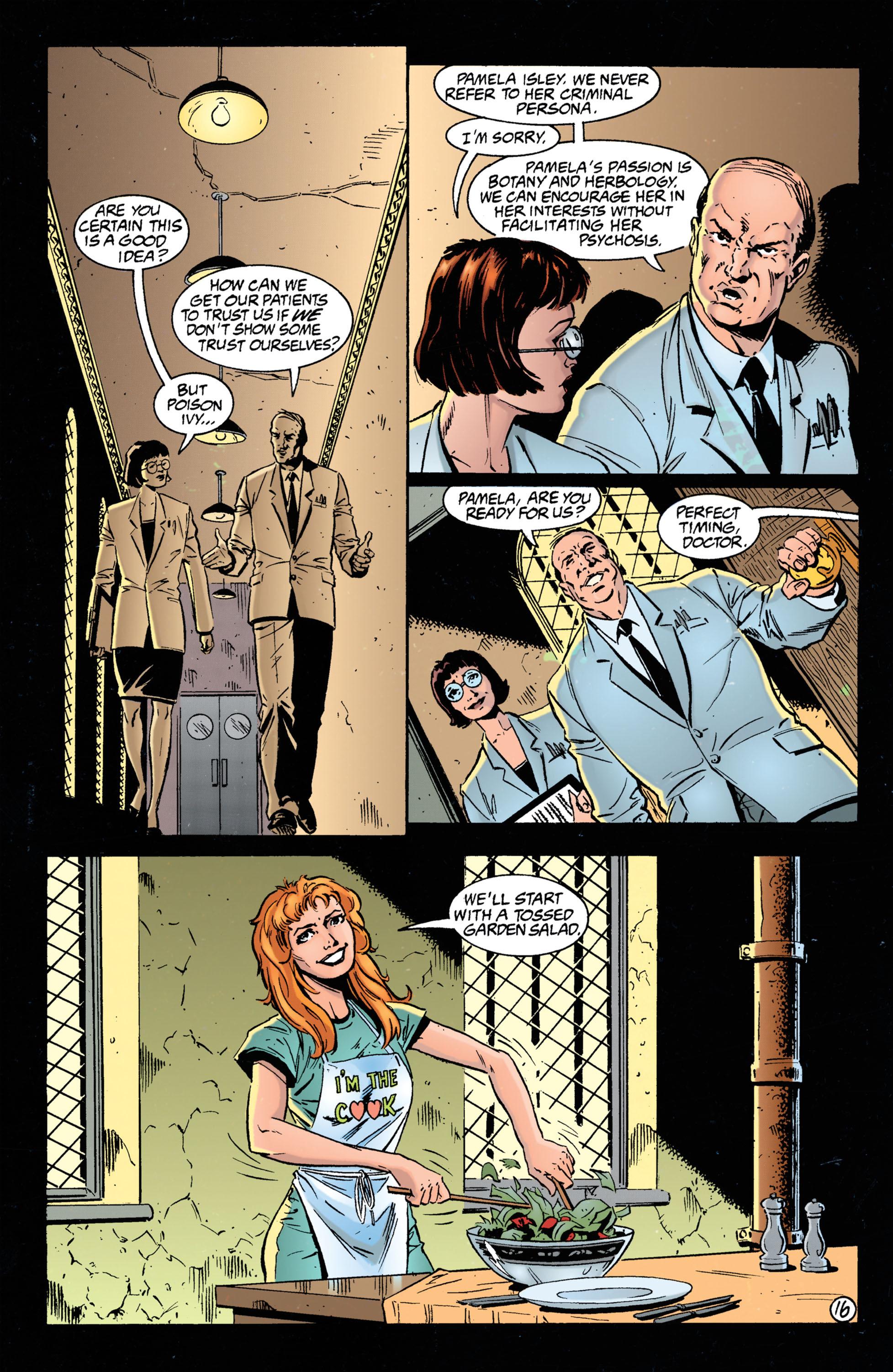Detective Comics (1937) 693 Page 16
