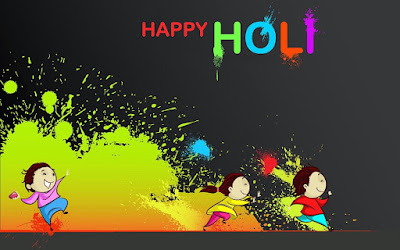 Happy Holi 2017 Pics