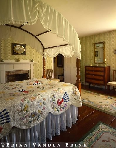 Bedrooms Bedroom Decorating: Eye For Design: Decorating Colonial/Primitive Bedrooms