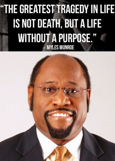 myles munroes quotes