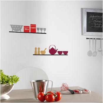 Cocinas con adhesivos decorativos decoraci n de cocinas for Adhesivos neveras decoracion
