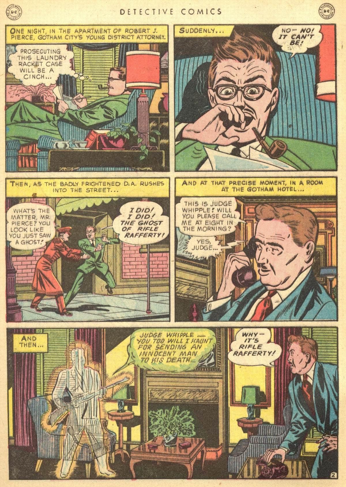 Read online Detective Comics (1937) comic -  Issue #150 - 3