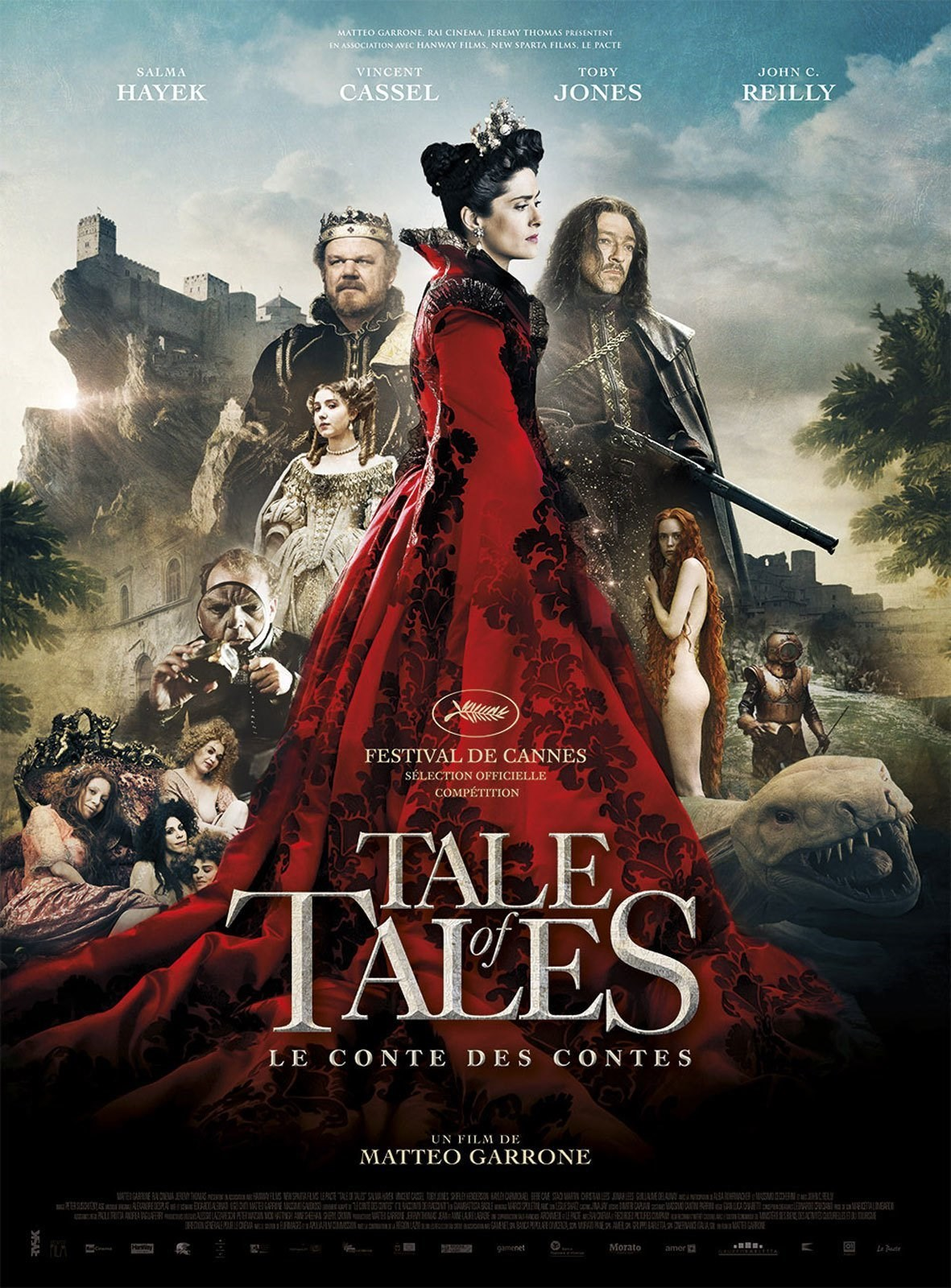 The Tale of Tales [2015] [DVDR] [NTSC] [Subtitulado]