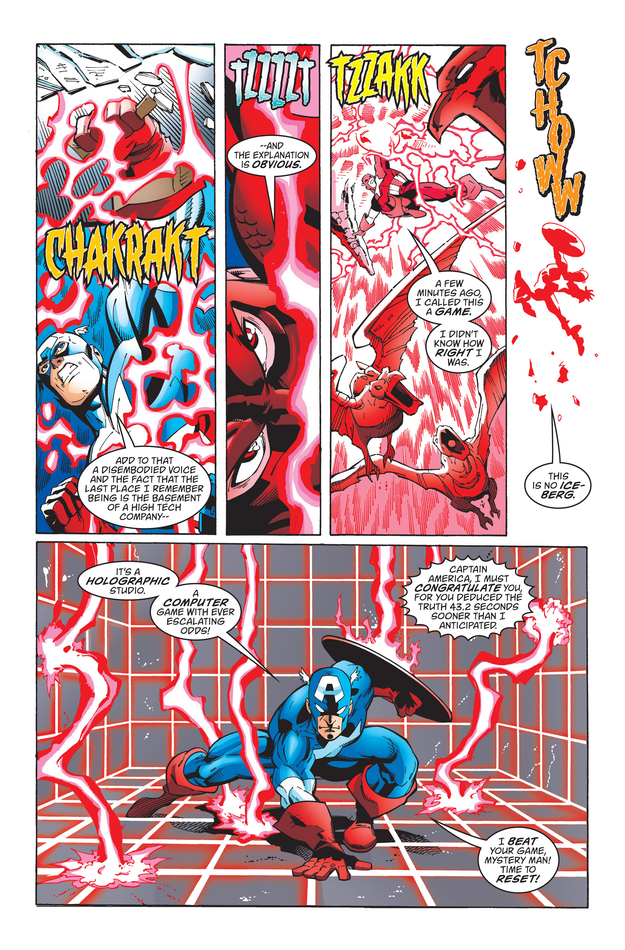 Captain America (1998) Issue #34 #40 - English 14