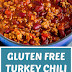 Gluten Free Turkey Chili