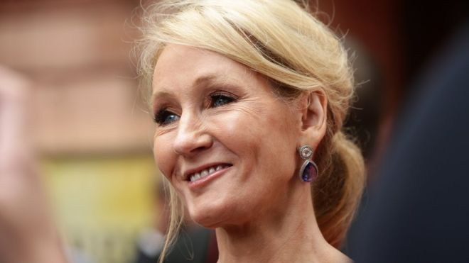 JK Rowling sues former employee for £24,000