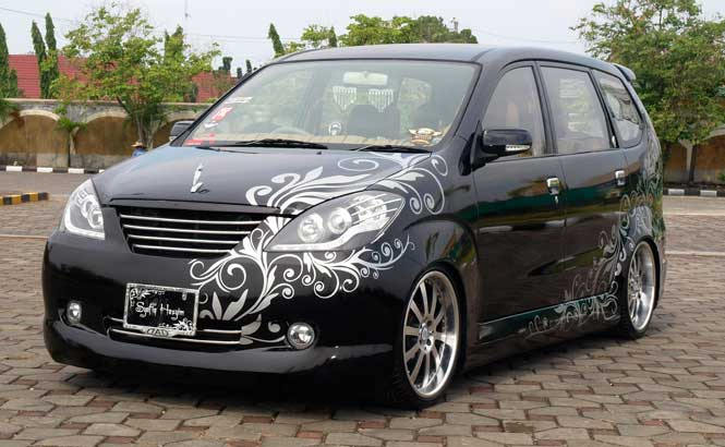 modifikasi avanza 2014