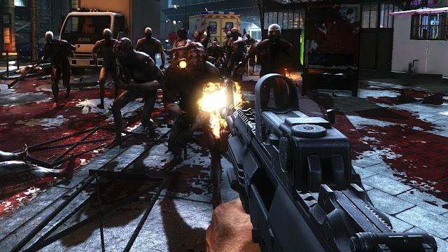 Killing Floor 2 gratis este fin de semana en PS4 y PC [EDITADO]
