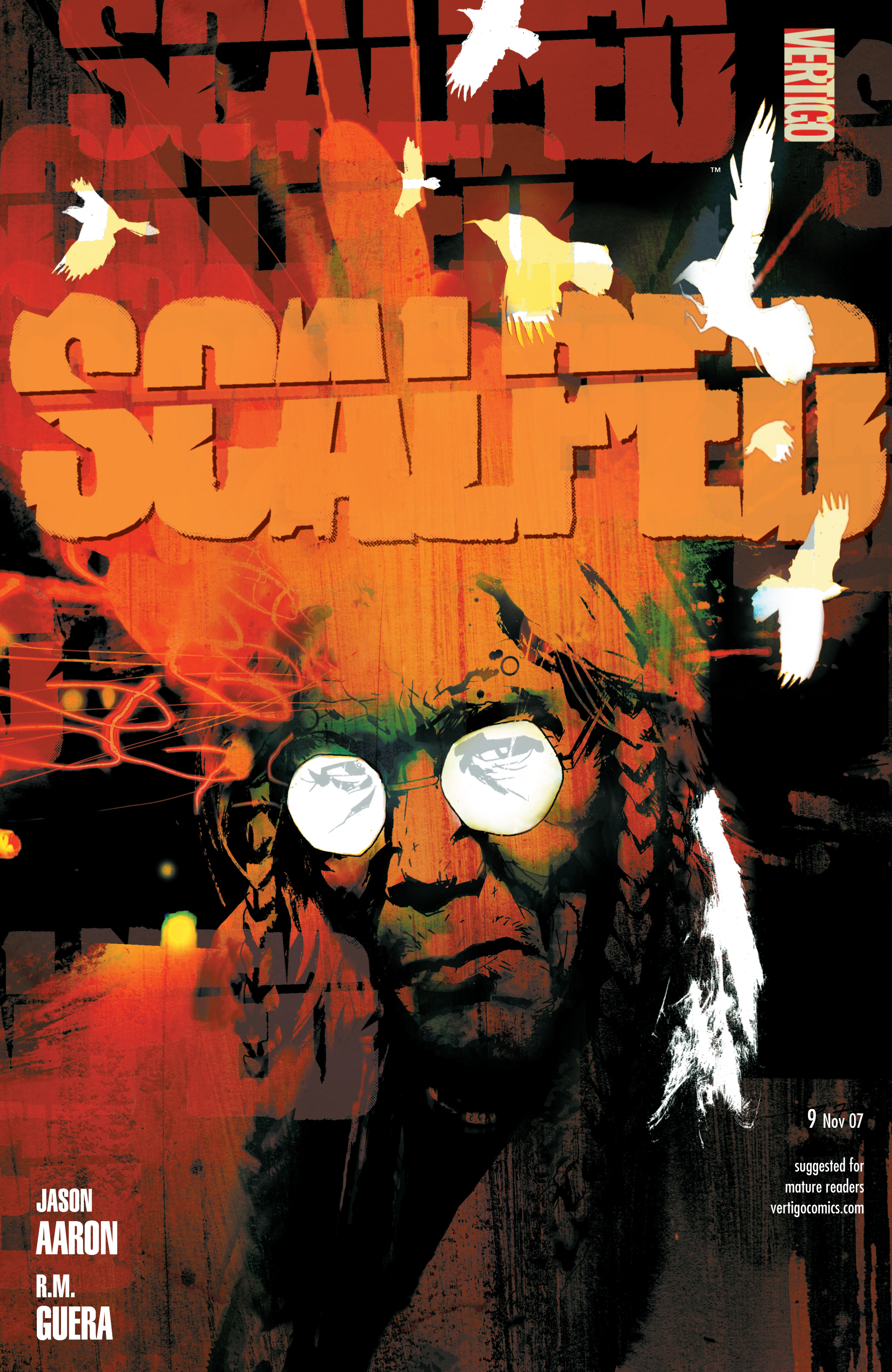 Scalped issue 9 - Page 1
