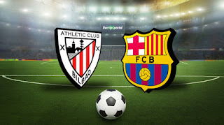 Barcelona vs Athletic Bilbao Live stream on Saturday 28-10-2017 Spain - La Liga