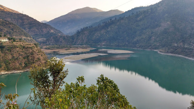Pandoh-Lake