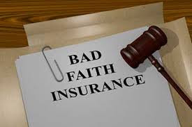 Bad Faith Insurance Lawsuit