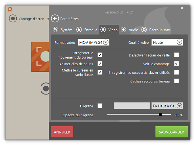 تحميل برنامج تصوير سطح المكتب Icecream Screen Recorder 5.50 آخر إصدار