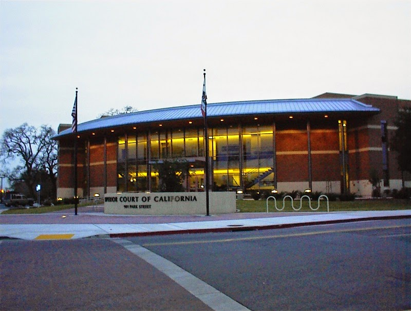 Paso Robles Superior Court House, © B. Radisavljevic
