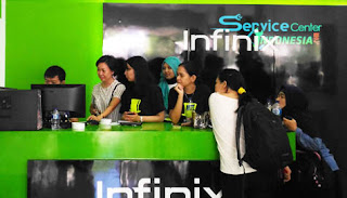 Service Center hp Infinix di Pontianak