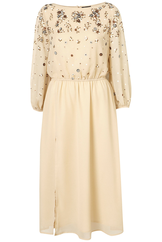 Embellished Prom Dress Topshop - Eligent Prom Dresses
