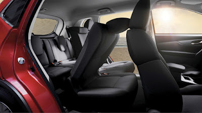 Nissan X-trial New a Smarter 2nd Row Interior Inside