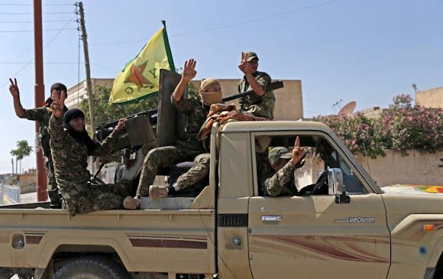 Στροφή των ΗΠΑ υπέρ των Κούρδων και κατά της Τουρκίας