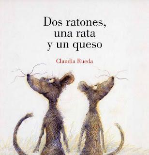 dos ratones una rata y un queso