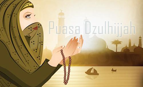 Bacaan Niat Puasa Arafah dan Tarwiyah Lebaran Idul Adha