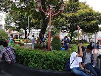 Taman Sri Gunting Semarang Jawa Tengah