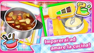 Gioco Cooking mama