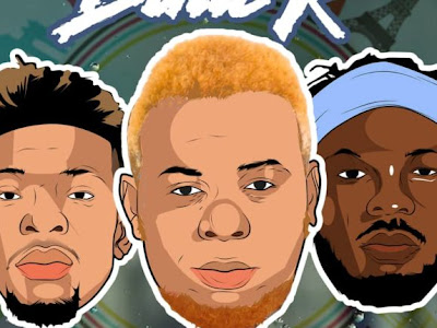 DOWNLOAD MP3: Laaj Ft. Mr Real X Slimcase – Baller