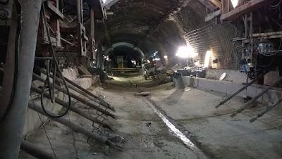 Construcción de Túneles
