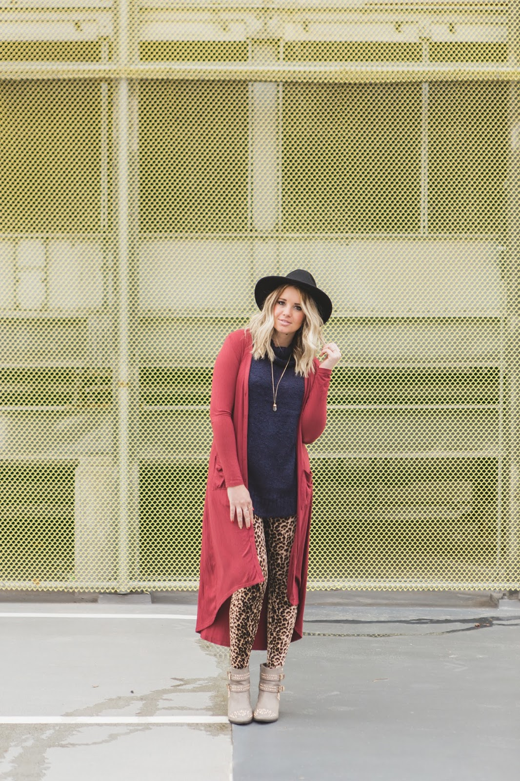 Duster Cardigan, Winter Outfit, Utah Fashion Blogger