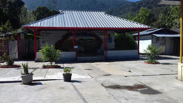 Saung Gazebo Baru Walini Ciwidey