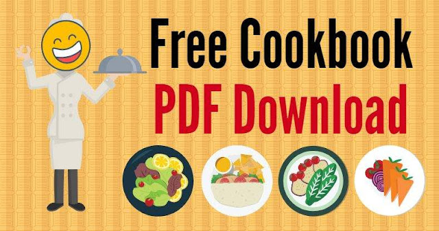 Free Cookbook PDF Download