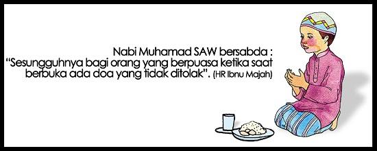 Berdoa di Bulan Ramadhan