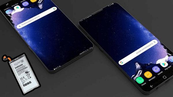 بطارية الهاتف المرتقب Galaxy S9 و +Galaxy S9 قادمة بسعة 3000mAh فقط