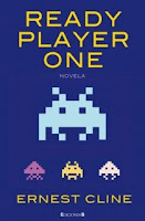 "Portada del libro ""Ready Player One"", de Ernest Cline"