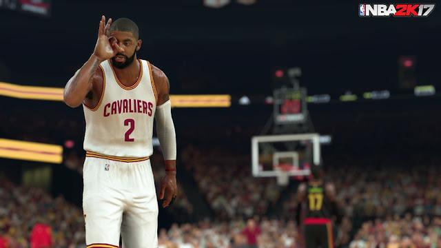 Los e-Sports llegan a NBA 2K17 con mucha fuerza