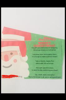 Christmas self-care gift