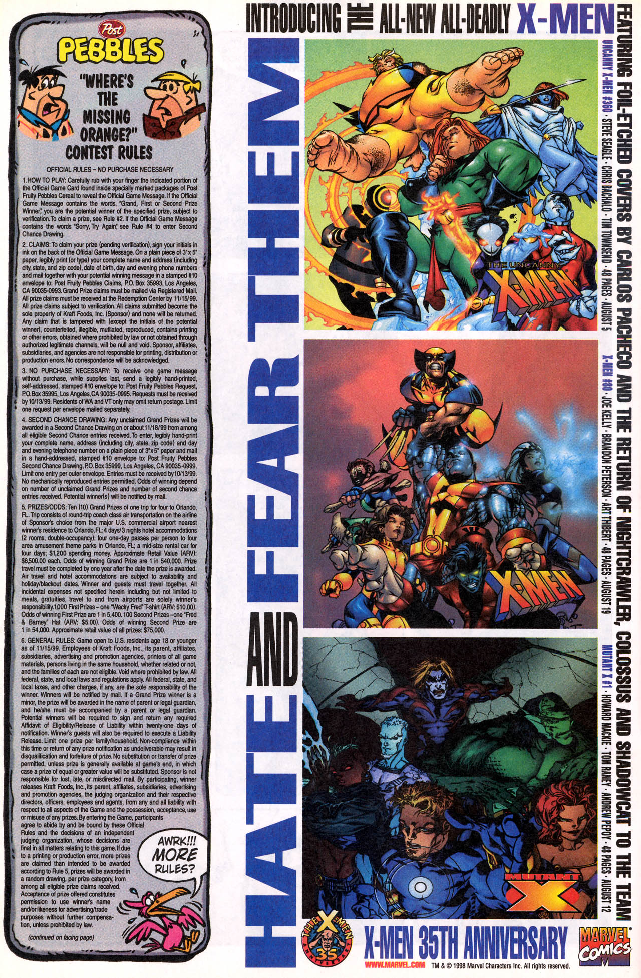 Read online X-Force (1991) comic -  Issue #82 - 11
