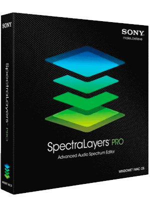 MAGIX SpectraLayers Pro box