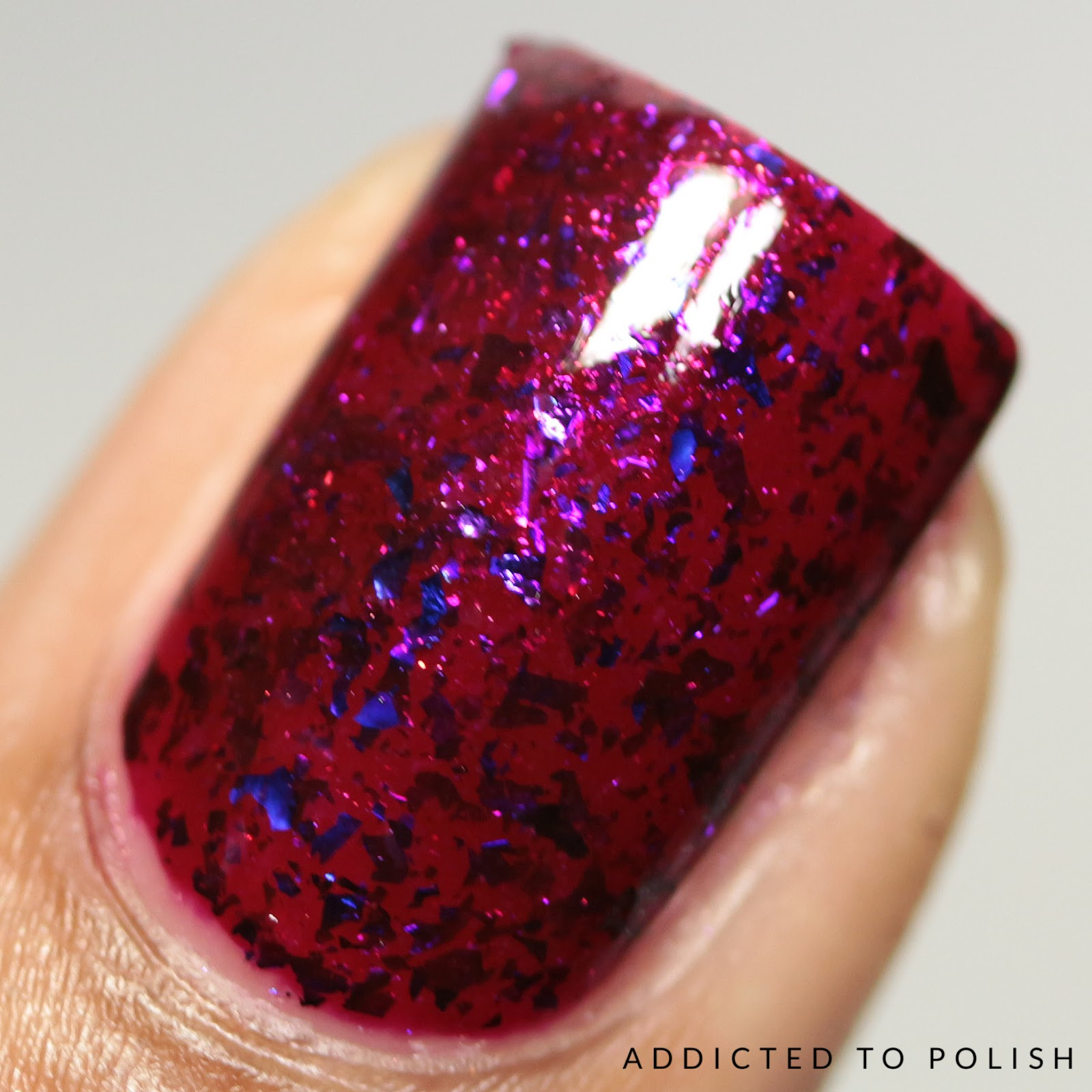 Great Lakes Lacquer A Bite of the Big Apple