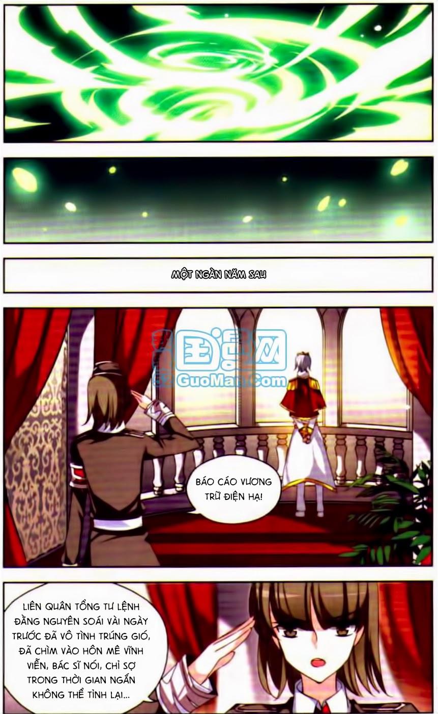 a3manga.com xuyen duyet tay nguyen 3000 chap 71