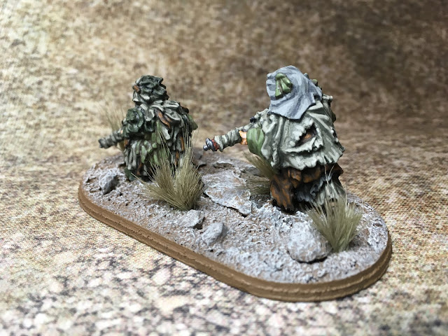 28mm WW2 Chinese for Bolt Action: Sniper Miniature