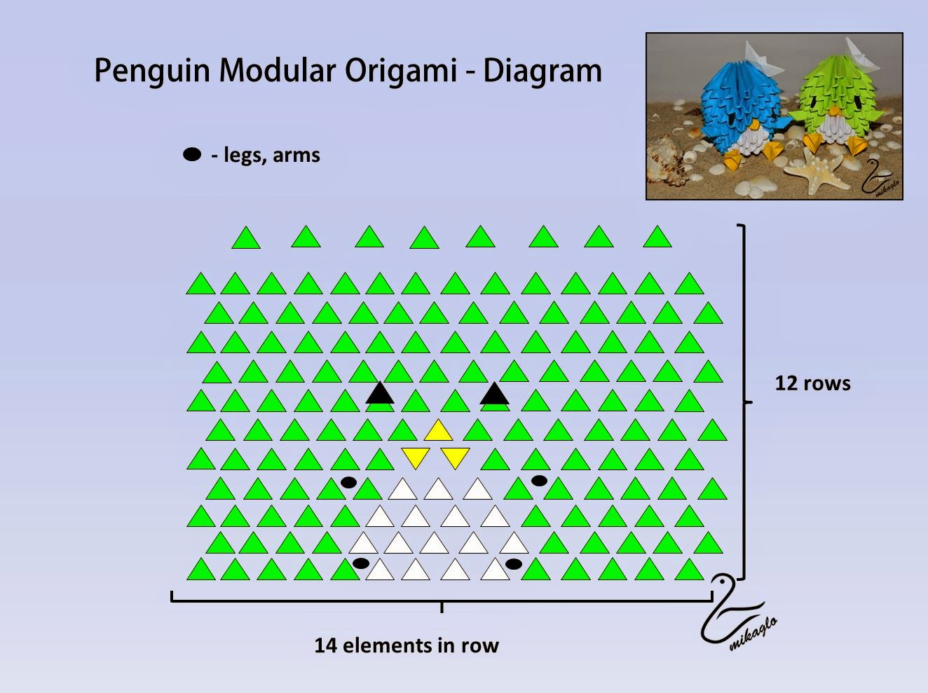 Panda Origami Instructions 3d T Swan Diagram Http Jewellia7777blogspotcom 2013 01