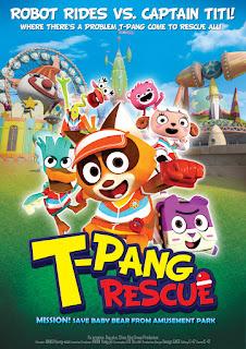 T-Pang Rescue Mission  ทีปัง หน่วยกู้ภัยจิ๋วแจ๋ว