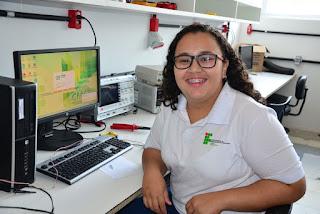 Paraibana participa de projeto 'Meninas da Ciência' em Brasília