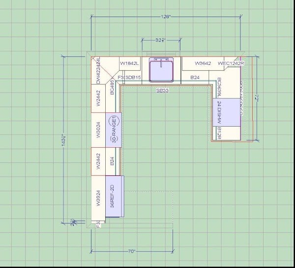 25 New Kitchen Design Layout